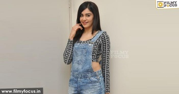 Adah sharma in Vijayawada