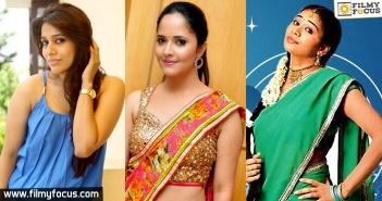 Reshmi, Anasuya, Jayati
