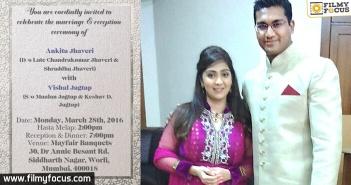 Ankitha Wedding
