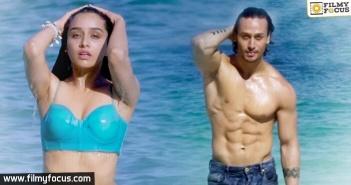 Baaghi Movie Trailer, Sudheer Babu, Tiger Shroff, Shraddha Kapoor