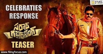 Celebraties Response on Sardaar Gabber Singh Teaser