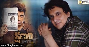 Sajid Nadiadwala, Kshanam Movie, Kshanam Movie Remake