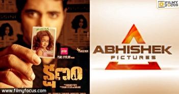 Kshanam, Tamil Remake, Abhishek Pictures