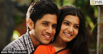 Naga Chaitanya and Samantha Movies
