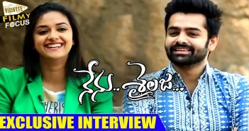 Nenu Sailaja Interview