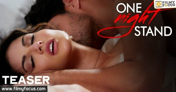 One Night Stand Teaser, Sunny Leone, Sunny Leone Movies