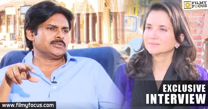 Pawan Kalyan Interview with Anupama Chopra