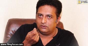 Prakash Raj about shourya