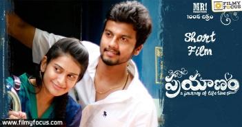 Prayanam, Telugu Short Films