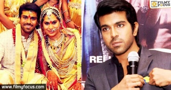 Ramcharan and upasana divorce