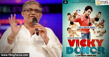 Tanikella Bharani in Vicky Donor remake