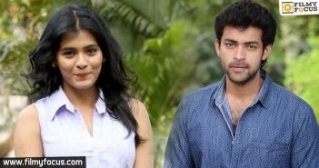 hebah patel and Varun Tej Movie
