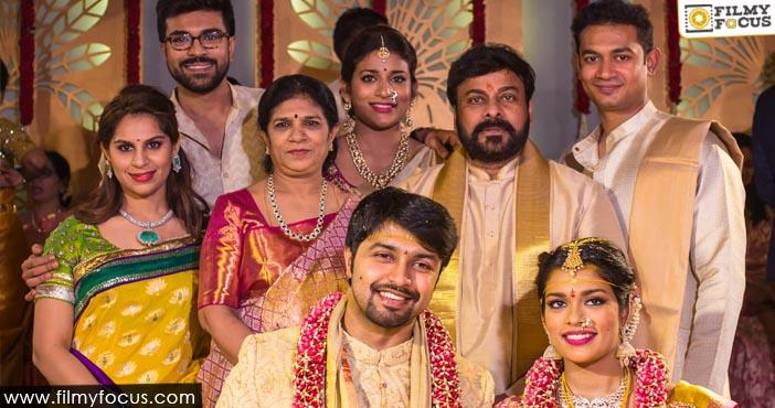 Chiranjeevi daughter marriage