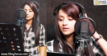 Trisha Singing