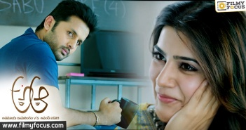 A Aa Movie, Nithiin, Samantha, Trivikram Srinivas, Mickey J Meyer