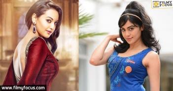 Adah Sharma, Sonakshi, Commando 2 Movie, Adah Sharma Movies, Sonakshi Movies, Vidyut Jamwal,