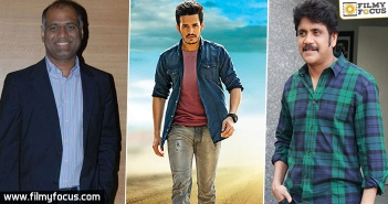 Akkineni Akhil,Akhil New Movie,Nagarjuna,PVP