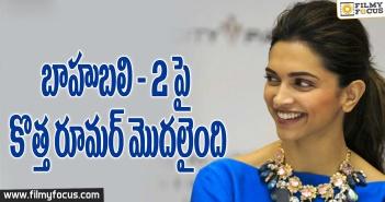 Deepika Padukone, Baahubali-2 Movie, Baahubali,