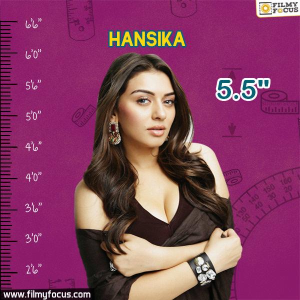 Hansika, Hansika Movies