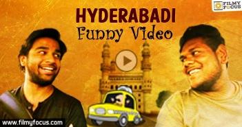 Hyderabadi Funny videos, Hyderabadi cab drivers