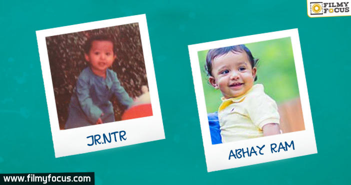 Jr NTR,Jr NTR Son,Jr NTR Pics