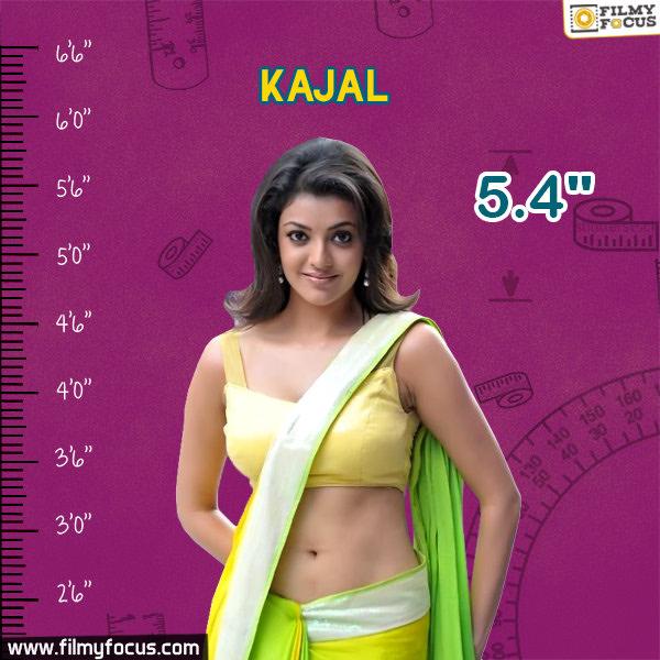 Kajal Aggarwal, Kajal movies