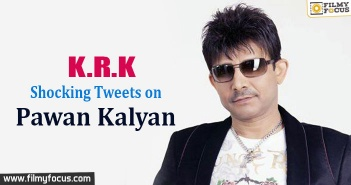 Kamaal R. Khan, Pawan Kalyan, Sardaar Gabbar Singh Movie, KRK, Sardaar Gabbar Singh