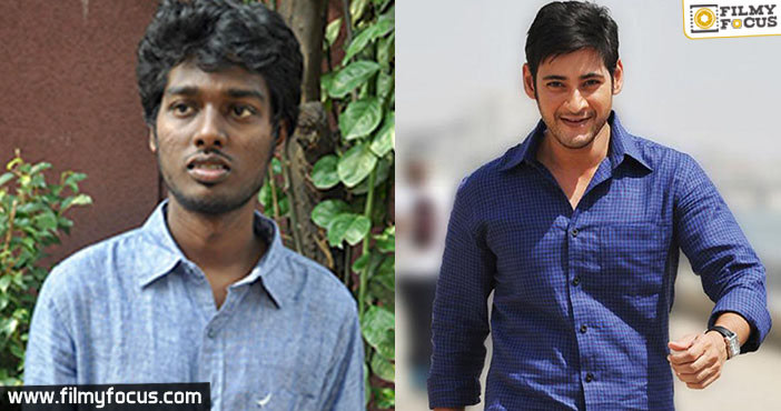 Mahesh Babu's Next With Raja Rani Director - Filmy Focus