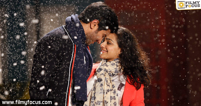 Nithya, Dulquer, 100 Days of Love, Nithya Movies, Dulquer Movies,