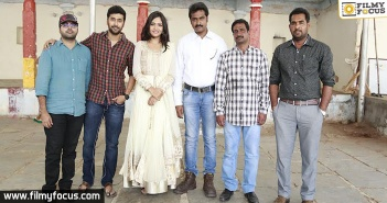 Rahul Ravindran,Rahul Ravindran New Movie Launch,Actress Leela Tata
