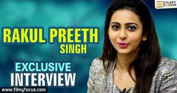 Rakul Preet Interview, Sarainodu