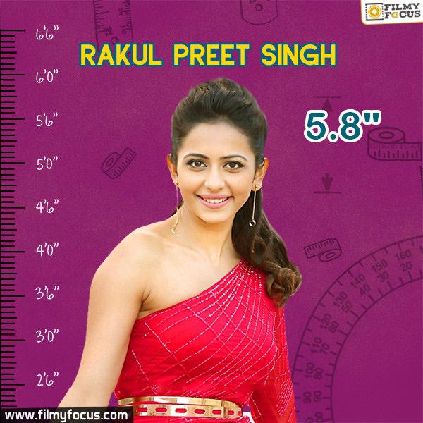 Rakul Preetsingh, Rakul Movies