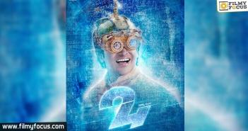 Suriya's 24 Movie, 24 Movie, Suriya, Samantha, Nithya Menon, Samantha Ruth Prabhu, Vikram Kumar, Director Vikram Kumar,