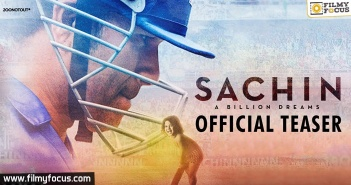 Sachin A Billion Dreams, Sachin Tendulkar, James Erskine, A.R.Rahman