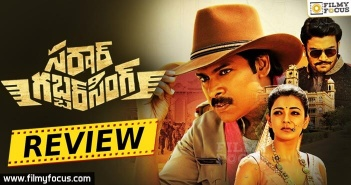 Sardaar Gabbar Singh Movie English Review