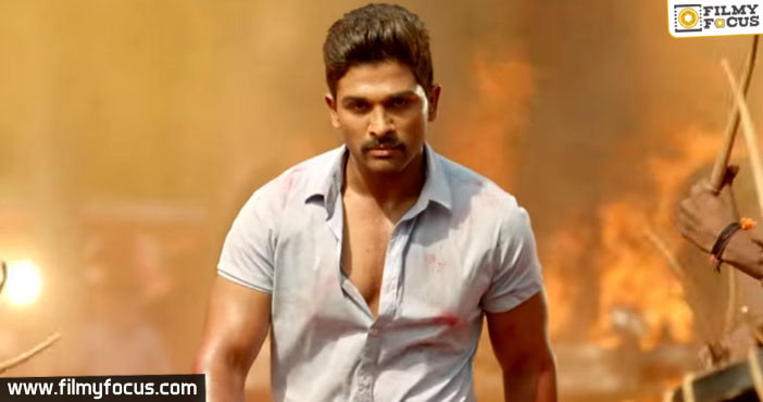 sarrainodu could prove to be crucial for bunny filmy focus