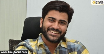 Sharwanand,Sharwanand Latest Movie,Sharwanand Movies,Sharwanand 25th Movie