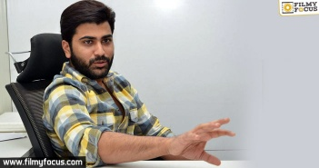 Sharwanand, BVSN Prasad, Sharwanand Movies, Sharwanand Next Movie,