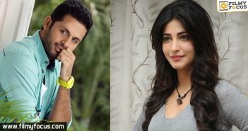 Nithiin, A..Aa Movie, Vijay Kumar Konda, Nitya Menon, Shruthi Haasan,