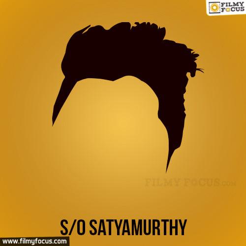 S/o Satyamurty,Allu Arjun