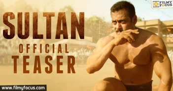 Sultan Movie Teaser, Sultan Movie, Ali Abbas Zafar, Salman Khan, Anushka Sharma,