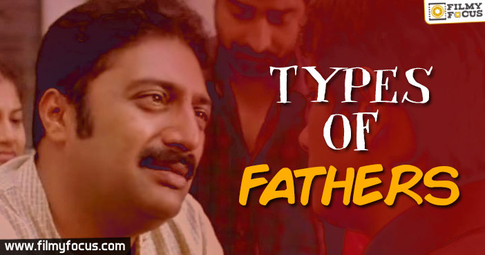 Types of Fathers