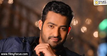 Jr NTR, Janatha garage