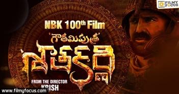 Balakrishna, Balakrishna's 100th Film, Gautamiputra Satakarni, Gautamiputra Satakarni Movie, Balayya Babu, Krish, Director Krish,