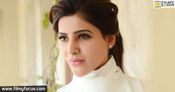 Samantha A Aa Movie