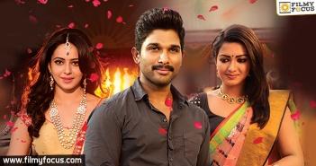 Allu Arjun, Sarrainodu Movie, Rakyl Preet, Boyapati Srinu,