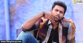 Varun Tej not interested in Mister anymore
