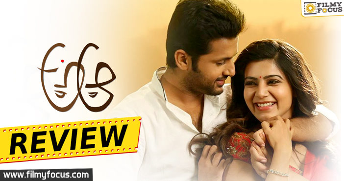 A Aa Movie Review & Rating