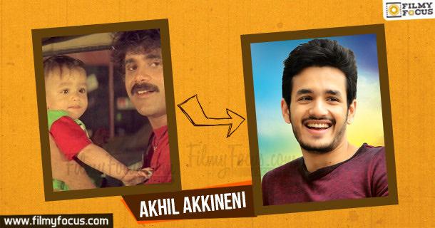 Akhil Akkineni, Akhil Akkineni Movies