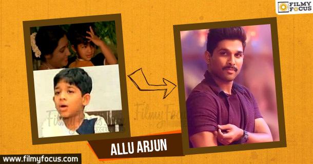 Allu Arjun, Allu Arjun Movies